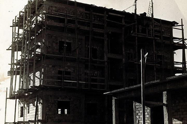 cantiere anni 40