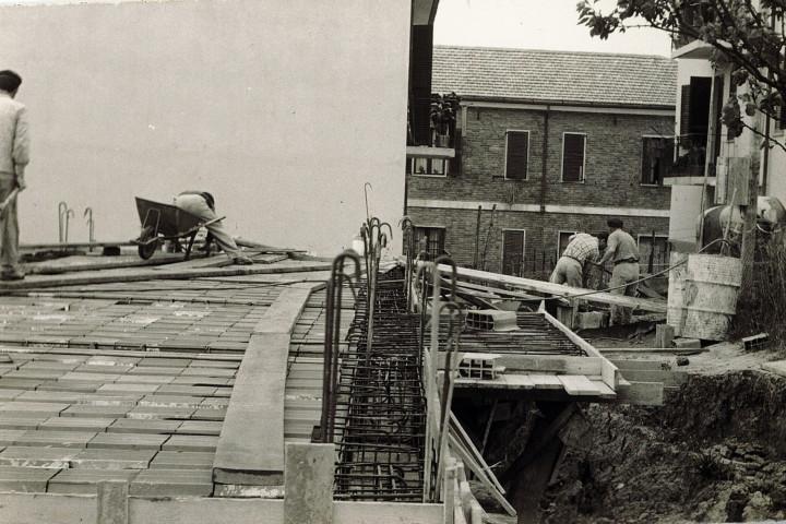 cantiere anni 50